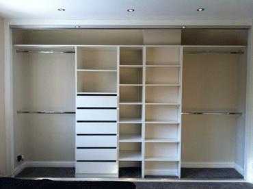 Internal Drawers For Sliding Wardrobe